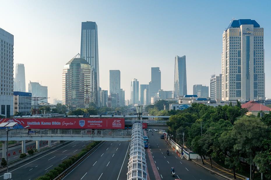 Jalan Jakarta - Mukti Mulyana